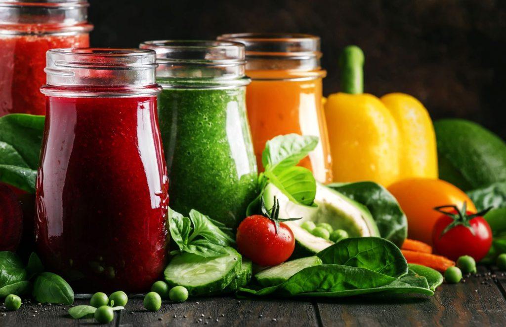 Le jus de légumes pour faire le plein de vitamines